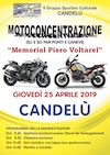 Motoconcentrazione memorial 'Su e so par ponti e canève - memorial Piero Voltarel' 2019