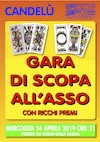 Gara di scopa all'asso